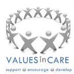 Values in Care Logo